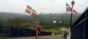 800Dukados llegada banderas